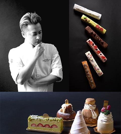 手作り生菓子